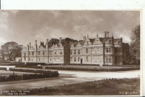 Northamptonshire Postcard - Kirby Hall - The House from The South - Ref 14808A