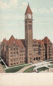 TORONTO, Ontario, Canada, 1900-1910's; City Hall