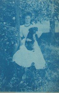 RP: Girl & a dog , 00-10s