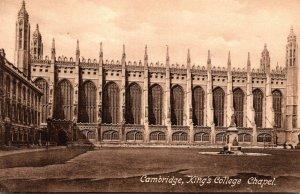 England Eton College Chapel Memorial Window