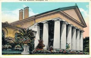 USA The Lee Mansion Arlington 02.68