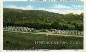 Hammond Cottage City - Colorado Springs , Colorado CO