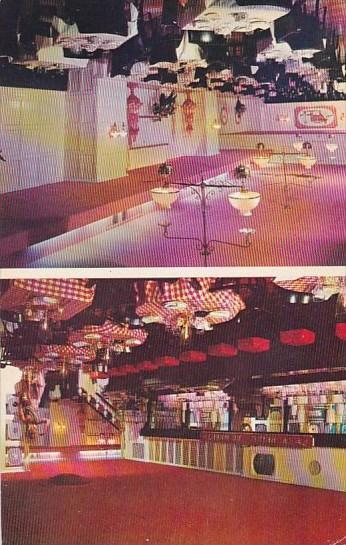 New York City  Hurrons Restaurant 1958