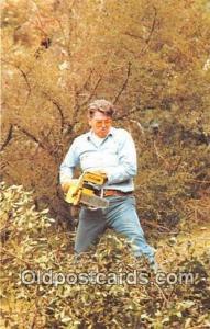 Ranch Postcard Ronald Reagan