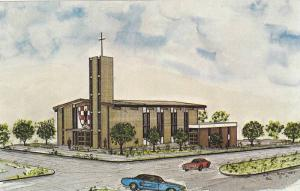Croatian Catholic Church , Vancouver , B.C. , Canada , 40-60s