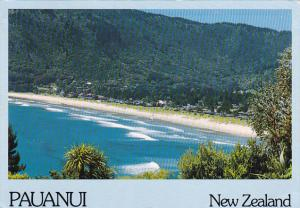 New Zealand Pauanui Beach View