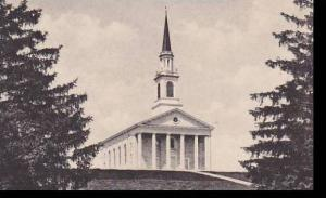 Vermont Middlebury  middlebury College Mead Memorial Chapel   Albertype
