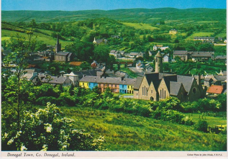 DONEGAL TOWN,  DONEGAL, IRELAND