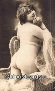 Reproduction # 148 Nude Postcard Post Card  Reproduction # 148