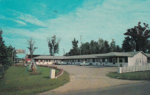 FORT FRANCES, Ontario, Canada, 50-60s; Rainbow Motel