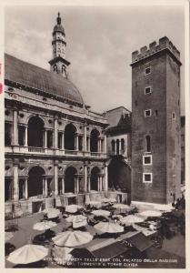 RP, Piazza Delle Erbe Col Palazzo Della Ragione, Torre Del Tormento E Torre C...