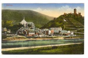 Partial View Of Beilstein, Germany, 1900-1910s