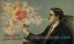 Smoking Postcard Postcards