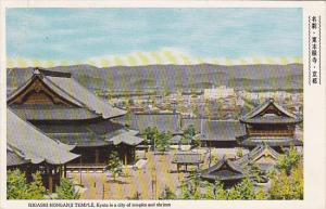 Japan Kyoto Higashi Honganji Temple
