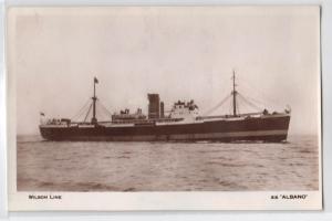 S.S. Albano - Wilson Line