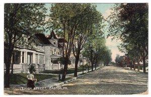 Easton, Pa, Lehigh Street
