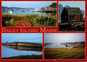 Maine Bailey Island Multi View
