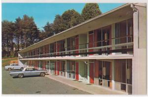 Executive plaza Motel & Restaurant, Charlottesville VA