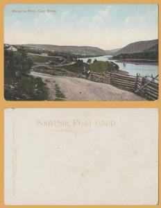 Margaree River, Cape Breton, Nova Scotia