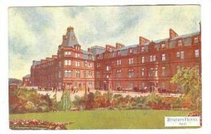 Station Hotel AYR , Scotland, 00-10s