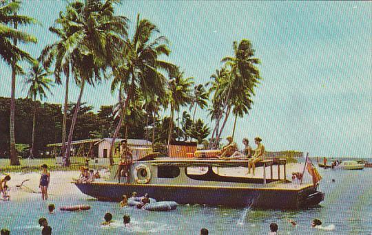 Fiji Suava Oolooloo Sightseeing Boat