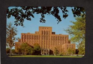 OH Toledo Ohio Hospital Postcard