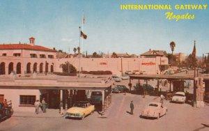 NOGALES , Arizona-Sonora , 1950-60s ; Border Crossing