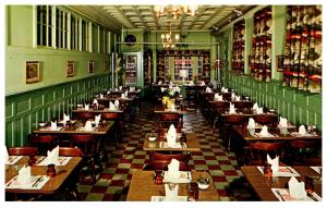 Connecticut New Milford , Young's Hotel Dining Room