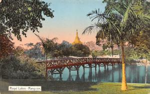 Rangoon Burma, Myanmar Royal Lakes Rangoon Royal Lakes