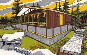 Canada Maisons Monterey Homes Bellview Model Quebec