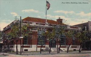 Post Office Building Iola Kansas 1913