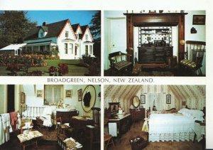 New Zealand Postcard - Views of Broadgreen - Nelson - Ref 20533A