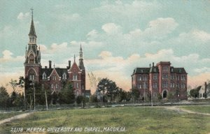 MACON , Georgia, 1900-10's ; Mercer University