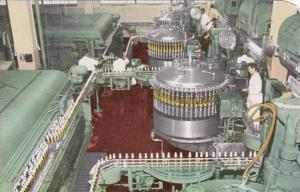 Wisconsin Milwaukee Miller Brewing Company Bottling Process