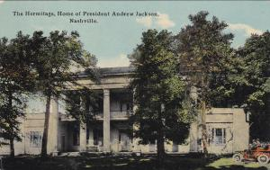 NASHVILLE, Tennessee, 00-10s; The Hermitage, Home Of President Andrew Jackson