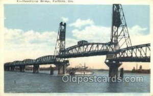 Hathorne Bridge Ferry Boats, Ship Unused
