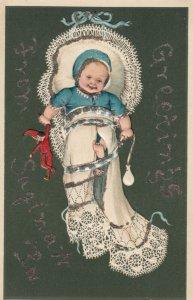 AS: 1 baby, 1900-10s ; PFB 5825
