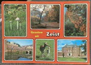 Netherlands Groeten uit Zeist - posted 1988