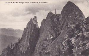 California Dunsmuir Summit Castle Crages Albertype