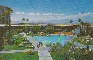 Nevada Las Vegas Stardust Hotel and Swimming Pool