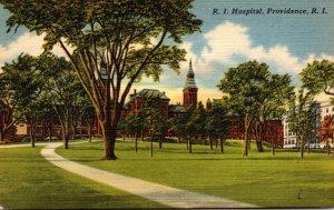 Rhode Island Providence Rhode Island Hospital 1951