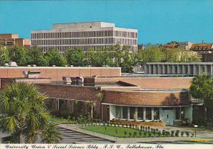 University Union and Social Science Building Florida State University Tallaha...