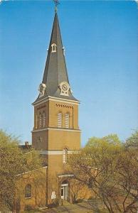 Annapolis Maryland~St Anne's Episcopal Church~1950s Postcard