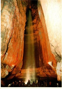Tennessee Chattanooga Lookout Mountain Caverns Ruby Falls