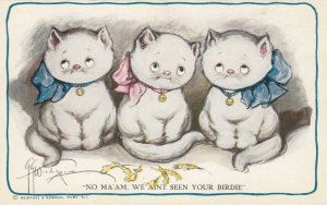 Grace DRAYTON-WIEDERSEIM, 00-10s; 3 Kittens, No, Maam, We Aint Seen Your Birdie