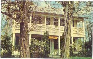 Lane House Home of General Joseph Lane Roseburg Oregon OR