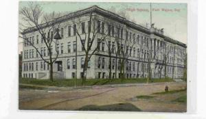 Fort Wayne , Indiana , 00-10s ; High School