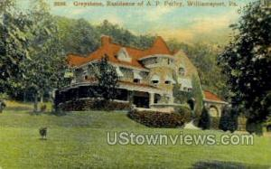 Greystone residence of AP parley  -pa_qq_5371