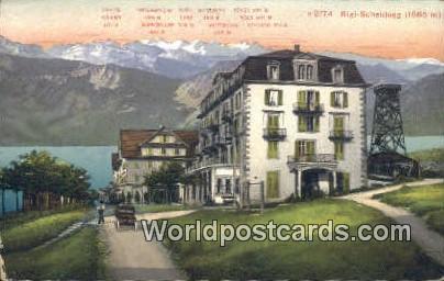Rigi Scheidgee Swizerland, Schweiz, Svizzera, Suisse  Rigi Scheidgee