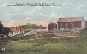 Homestead Of Mordecal Lincoln Lorane Pennsylvania